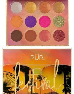 Pur Festival 12 Piece Pressed Pigment Palette
